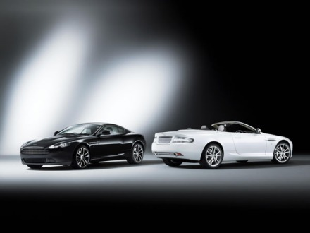 Aston Martin special editions launched in 2010