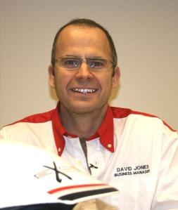David Jones, Business Manager, Excite Rallye Raid Team
