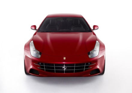 Ferrari FF snarly snout