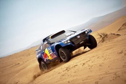 VW Tuareg 3 wins Dakar Rally 2011 - but does it offer value for money?