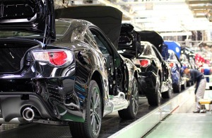 Subaru BRZ and Toyota GT 86 production starts